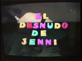 El desnudo de Jenni
