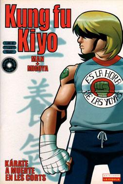 Kung fu kiyo