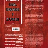 Novedades_Noviembre2011 Una, grande y zombi