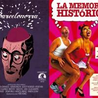Carteles de Barcelonorra y LA MEMORIA HISTÓRICA