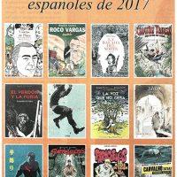 Doce mejores tebeos españoles de 2017
