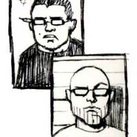 Caricatura por Sergio Cordoba